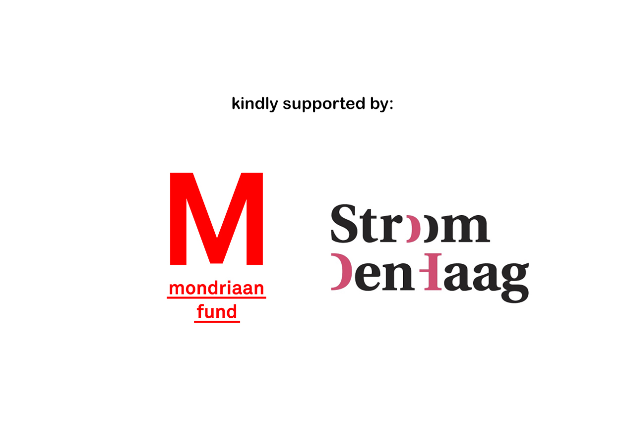 Kindly supported by Mondriaan Fund